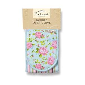 Rękawica kuchenna z bawełny Cooksmart England Florals