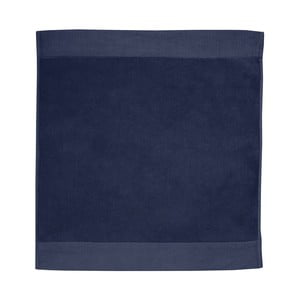 Ciemnoniebieski dywanik łazienkowy Seahorse Pure, 50x60cm