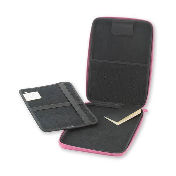 Różowe etui na tablet iPad i czytnik Kindle Moleskine