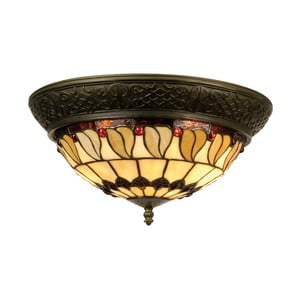 Światło sufitowe Tiffany Ond