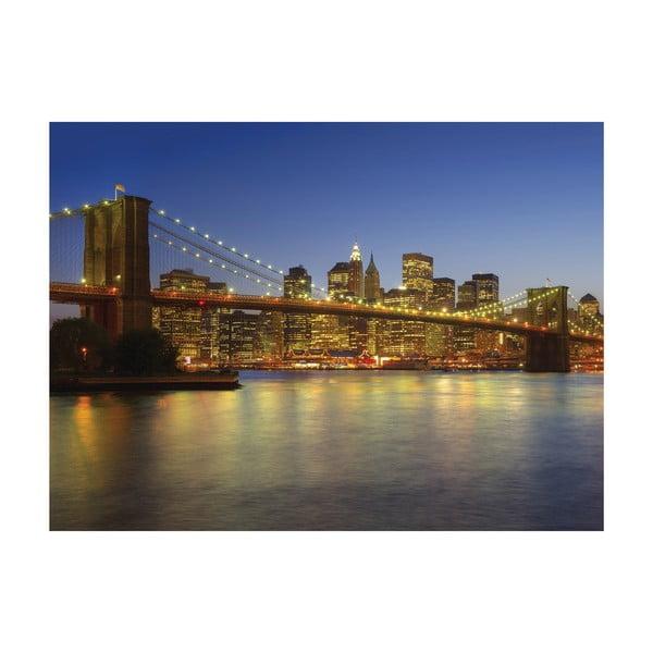 Tapeta wielkoformatowa Brookliński most, 315x232 cm