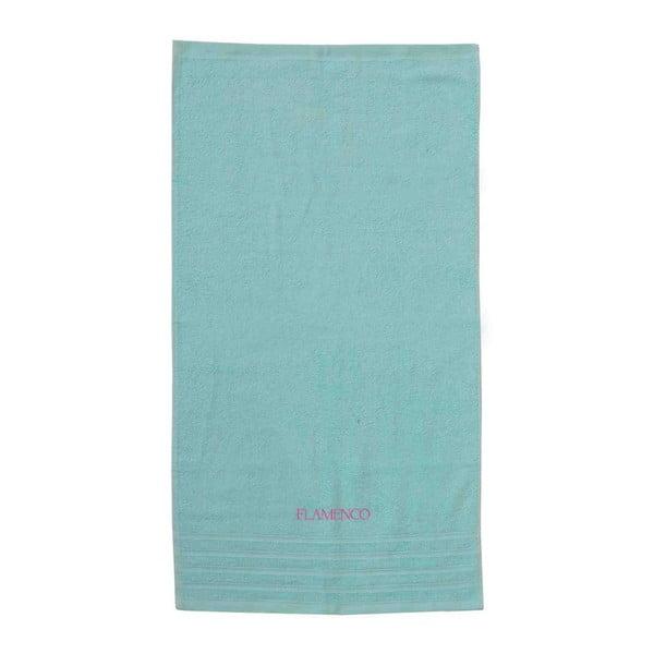 Zestaw 3 ręczników Flamenco Azul Claro