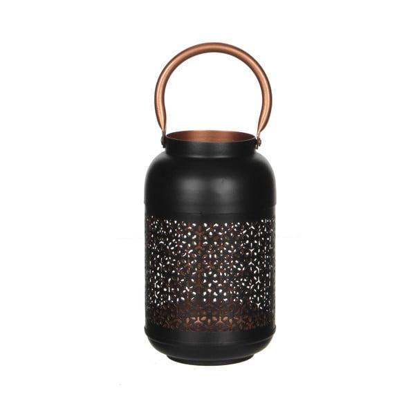 Lampion Djerba Black, 20 cm