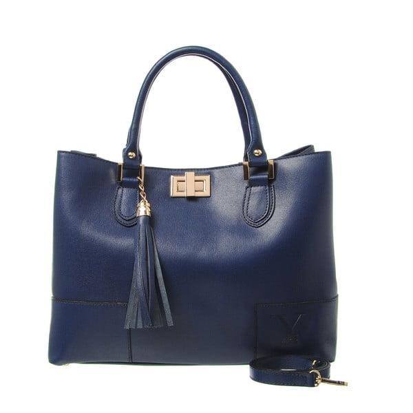 Skórzana torebka Mood Yes Blue