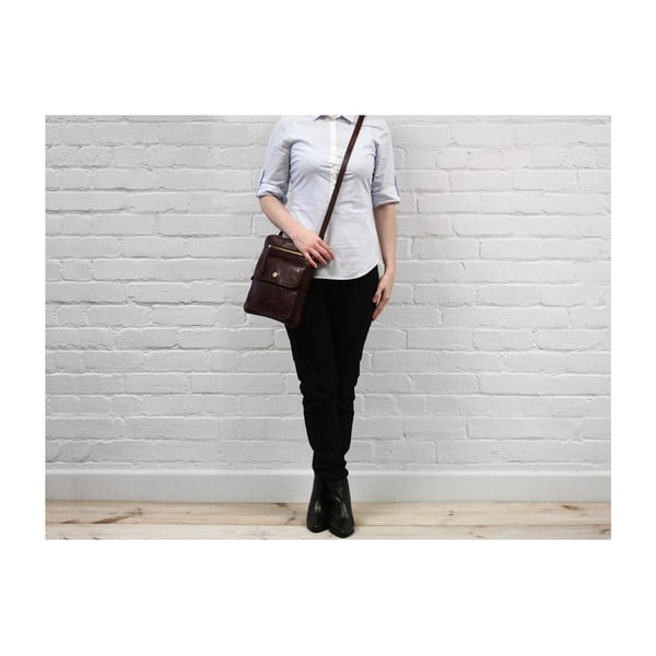 Damska torba skórzana Tess Brown