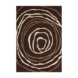 Dywan Funky 150 Brown, 80x150 cm