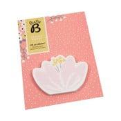 Karteczki   samoprzylepne Sticky Flower