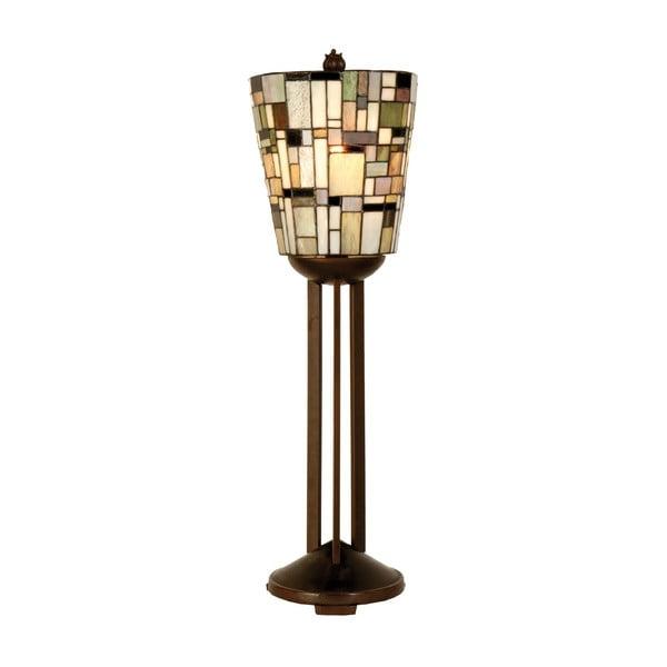 Lampa stołowa Tiffany Complete, 76 cm