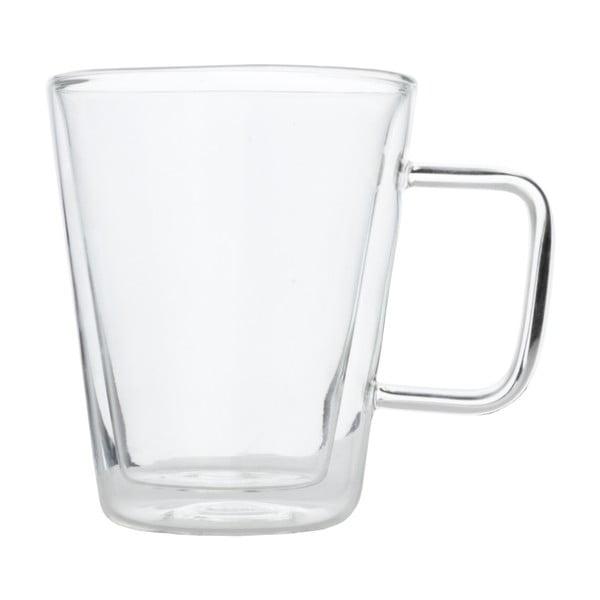 Komplet 2 szklanek z podwójną ścianką Bredemeijer Milano, 400 ml