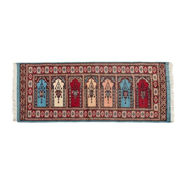 Ręcznie wiązany dywan Kashmir 131, 180x64 cm