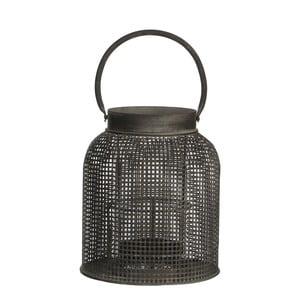 Lampion Arezzo Grey, 23 cm
