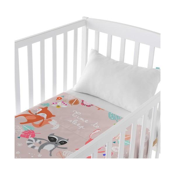 Dziecięca narzuta z poszewką na poduszkę Baleno Dreams, 120x180 cm