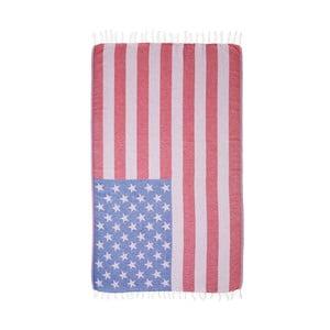 Ręcznik Hamam Seahorse USA,100x180cm