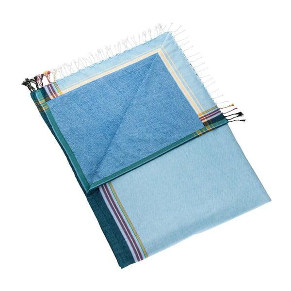 Ręcznik Banu Blue, 100x178 cm