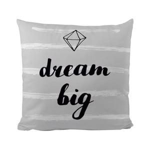 Poduszka Black Shake Dream Big, 50x50 cm