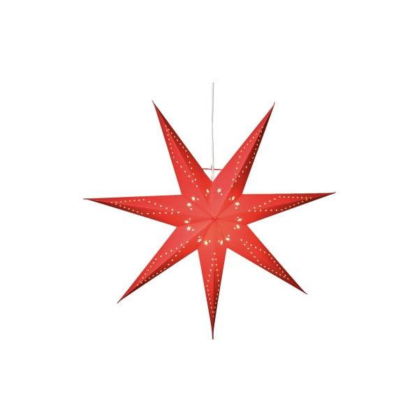 Świecąca   gwiazda Best Season Star Katabo Red, 70 cm