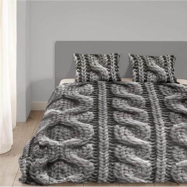 Pościel bawełniana Muller Textiel Kabel, 140x200 cm