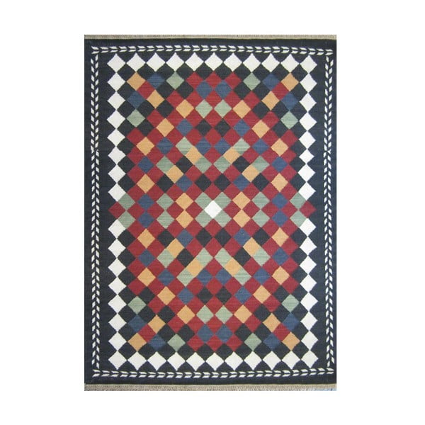 Wełniany dywan Kosak Mixed, 140x200 cm