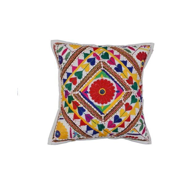 Poszewka na poduszkę India, 45x45 cm
