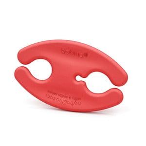 Czerwony klips na kable Bobino Cord Wrap, S