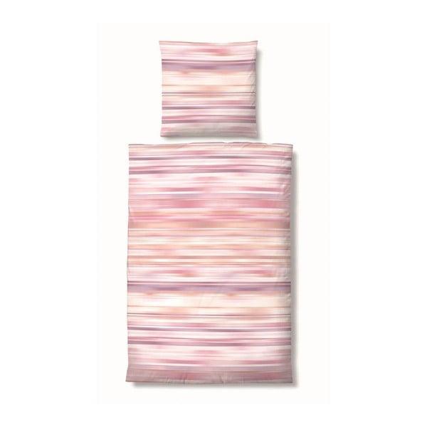 Pościel Maco Jersey Mix Pink, 155x220 cm