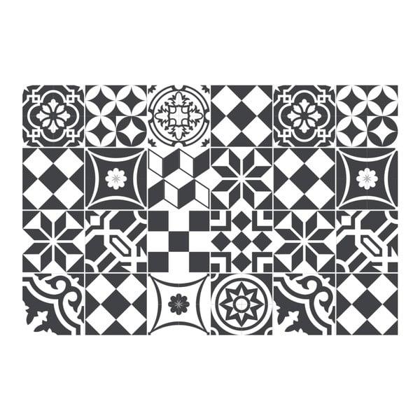 Zestaw 24 naklejek Ambiance Mosaic, 15x15 cm