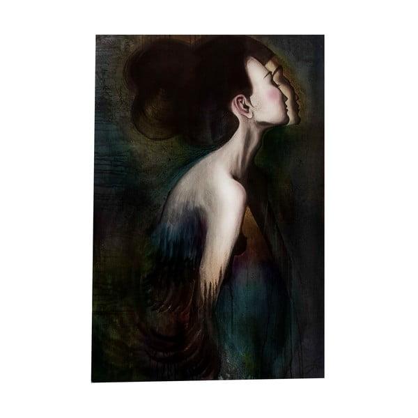 Plakat autorski: Léna Brauner Panna Rakatamizau, 60x84 cm