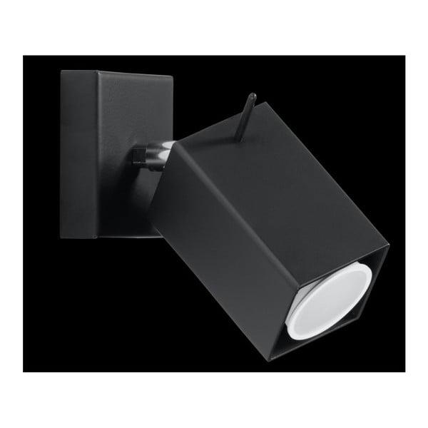 Czarny kinkiet Nice Lamps Toscana