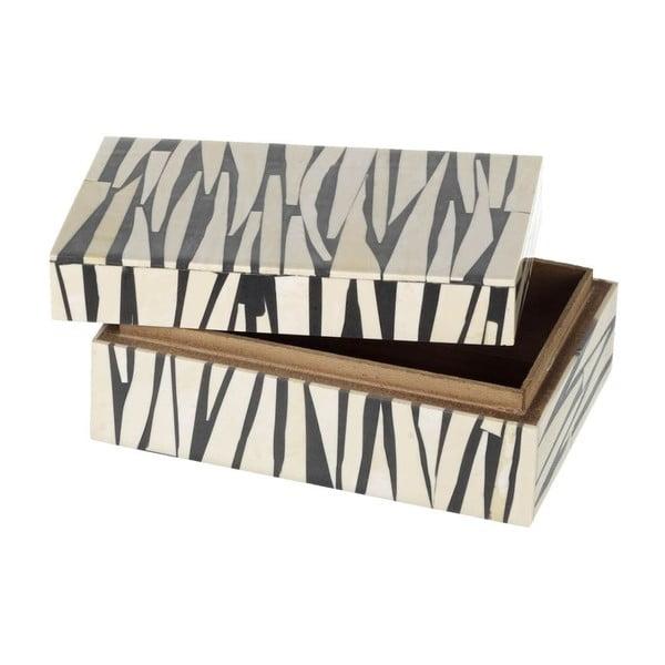 Pudełko Zebra Black/Ivory