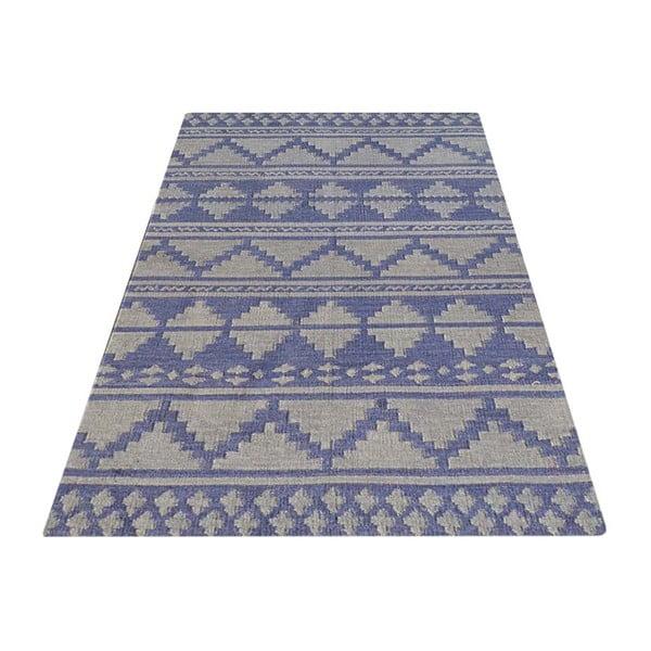 Ręcznie tkany dywan Kilim D no.710, 155x240 cm