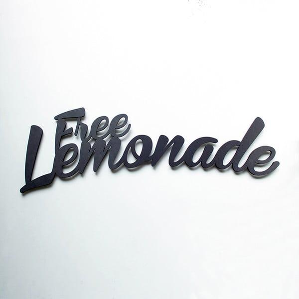Dekoracja ścienna Free Lemonade