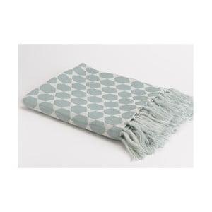 Pled Blue Grey, 130x170 cm
