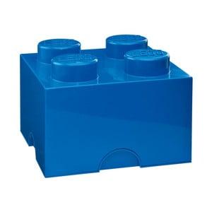 Niebieski pojemnik kwadratowy LEGO®