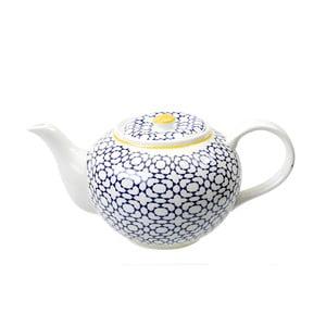 Porcelanowy czajnik na herbatę Geometric No1
