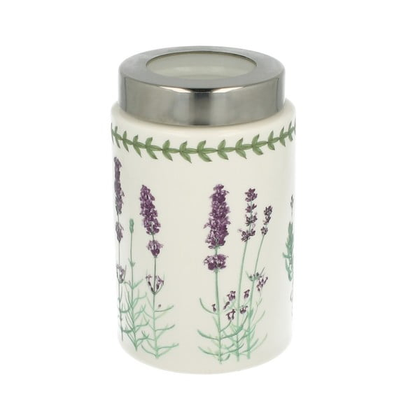 Porcelanowy pojemnik Lavender