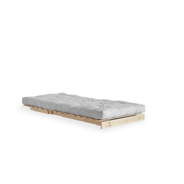 Fotel rozkładany Karup Design Roots Raw/Light Grey