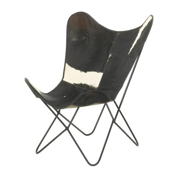 Krzesełko Parlane Texas, czarne