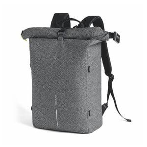 Szary plecak antykradzieżowy XD Design Urban