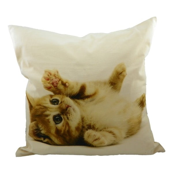 Poduszka Mars&More Kitten, 50x50 cm