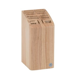 Blok na 12 noży, tasak i nożyczki T&G Woodware Steel