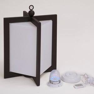 Lampa LED Ricaricabile Mahagony, 56 cm