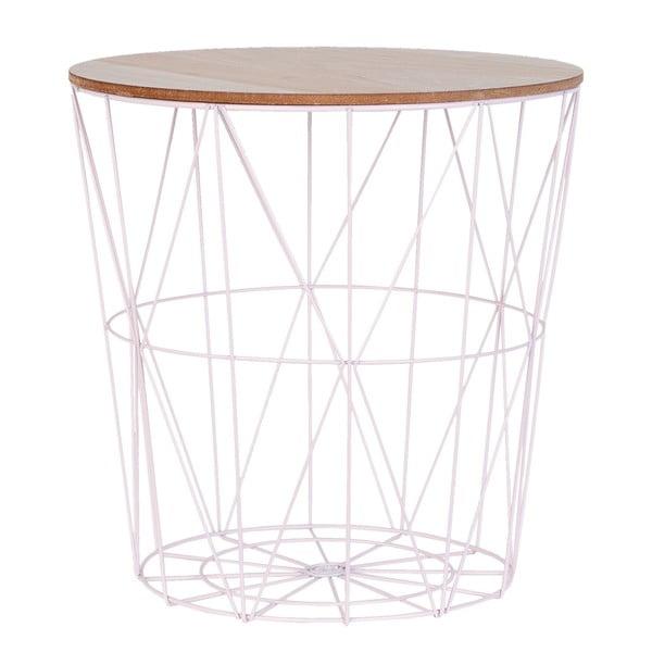 Jasny stolik BasketLight