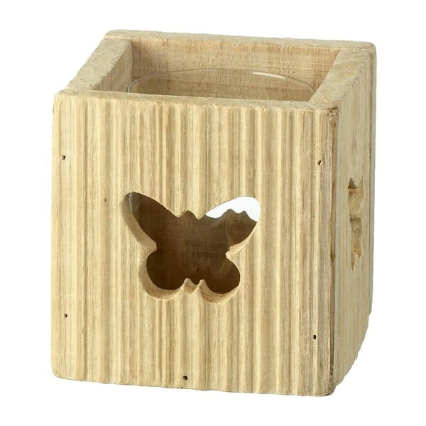 Świecznik Butterfly, 11 cm