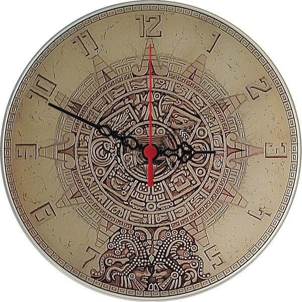 Zegar ścienny Maya, 30 cm