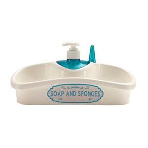 Stojak na gąbkę i płyn do mycia naczyń Snips Saponello