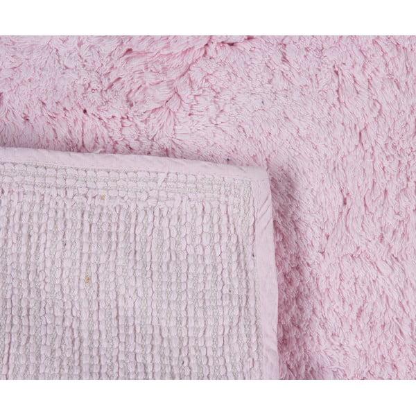 Dywan Castillo 160x120 cm, różowy
