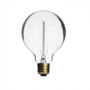 Żarówka Edison Clear G80 / E27 / 40W