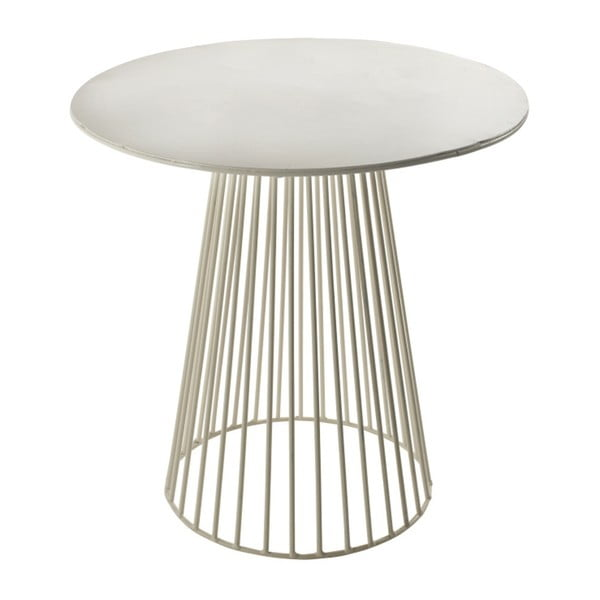 Biały stolik Serax Bistrot Garbo, ⌀40cm