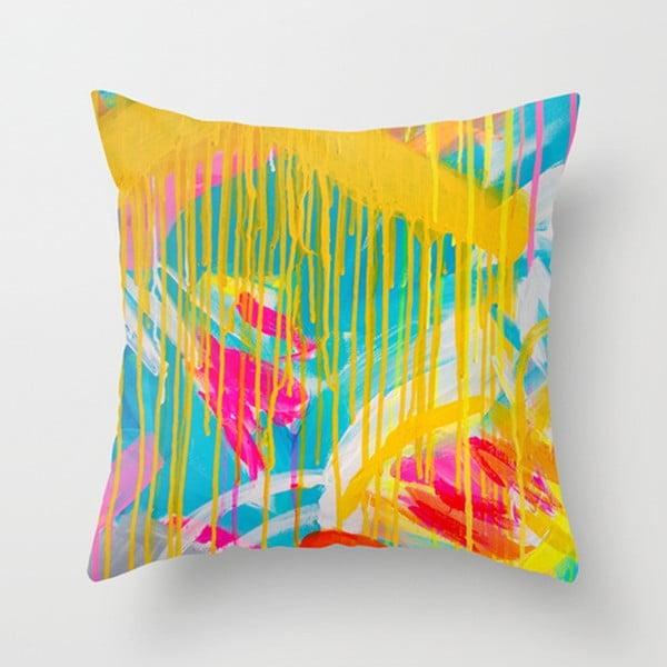 Poszewka na poduszkę Splash I, 45x45 cm