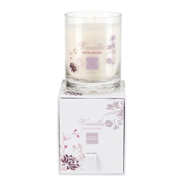 Świeczka zapachowa Vanilla & Orchid Small, czas palenia 40 godzin
